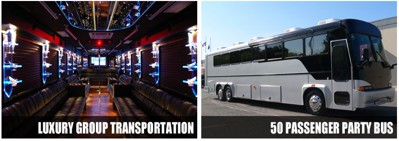 Louisville Limo Bus Rental