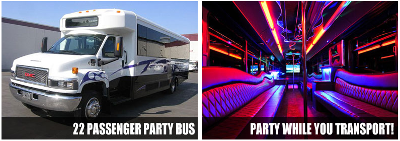 party buses louisville