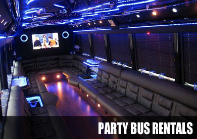 Kids Party Bus Louisville KY