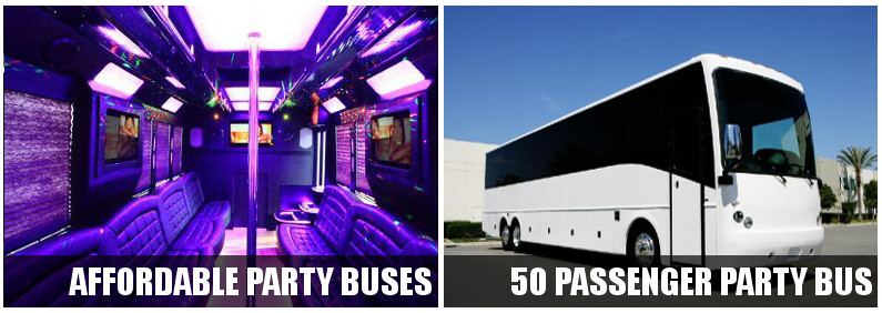 bachelor party buses ky