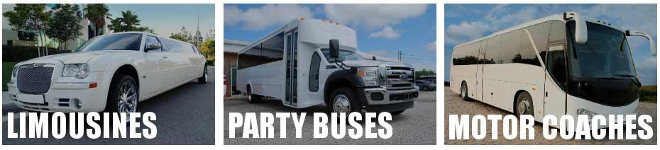 party bus limo service Mount Vernon
