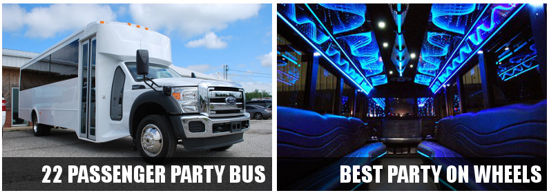 party buses for bachelor party