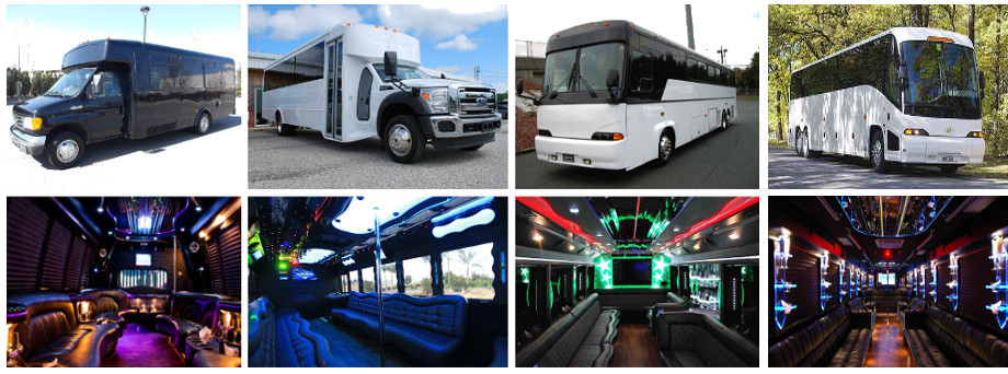 party buses for bachelorette parties