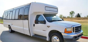 20 passenger shuttle bus rental Bowling Green
