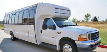 20 passenger shuttle bus rental Elizabethtown