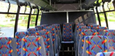 20 person mini bus rental Frankfort