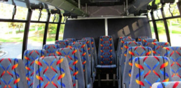 20 person mini bus rental Winchester