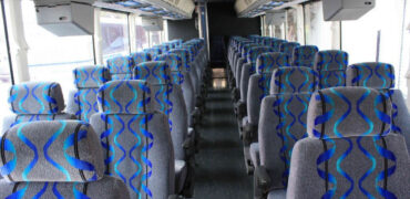 30 person shuttle bus rental Covington
