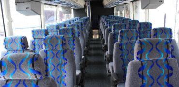 30 person shuttle bus rental Frankfort
