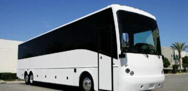 40 passenger charter bus rental Independence