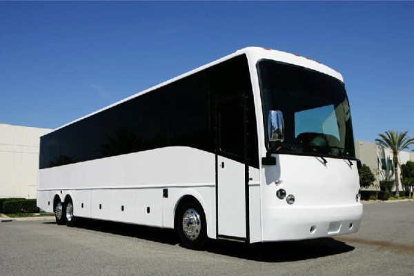 40 passenger charter bus rental Madisonville