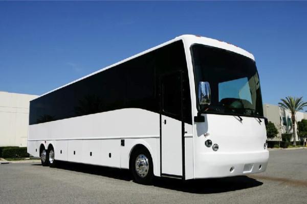 40 passenger charter bus rental Richmond
