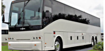 50 passenger charter bus Covington